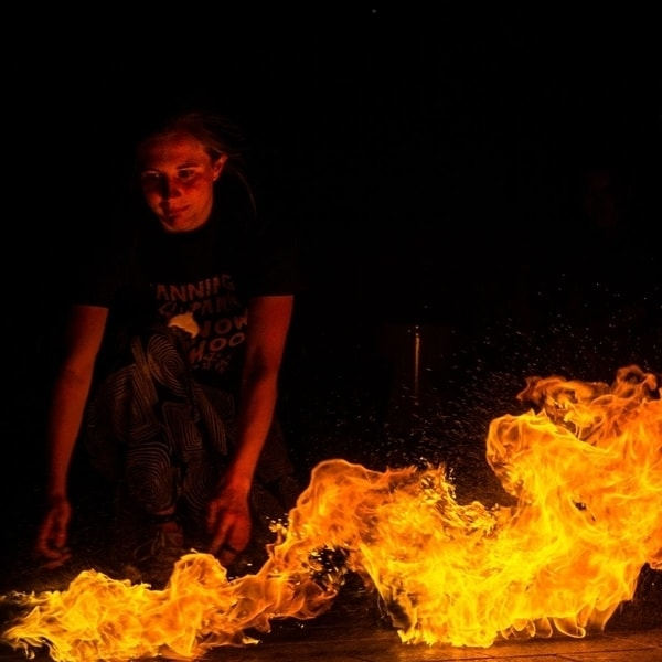 Intro to Fire Spinning